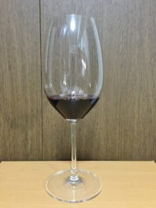 シャトー・メルシャン椀子ヴィンヤード メルロー [2011] 長野県上田市丸子地区ボルドーグラス