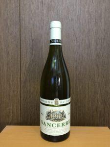 ドメーヌデュノゼAOCサンセールソーヴィニヨンブラン2013ボトル