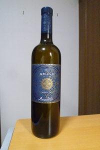 ファウドアランチョグリッロ2011シチリアIGTボトル