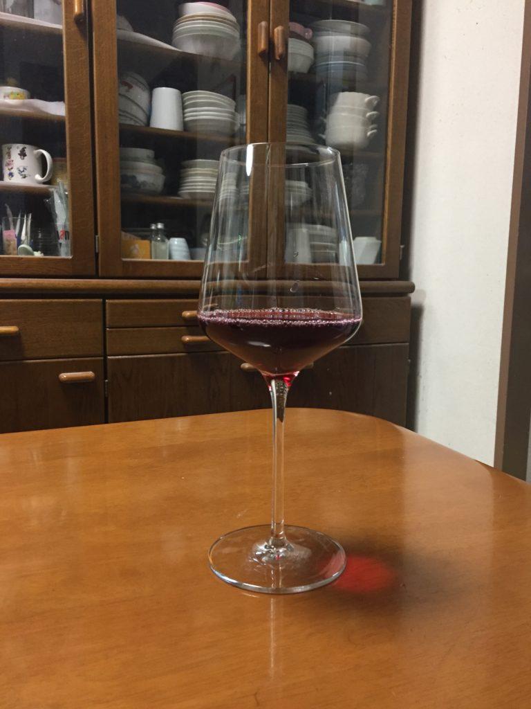 岩の原ワイン善グラス