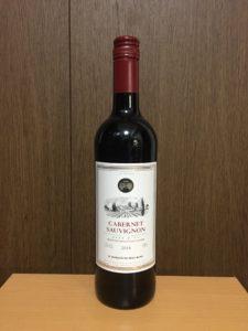 マルキドボーランカベルネソーヴィニヨンファンカリュー2014ボトル