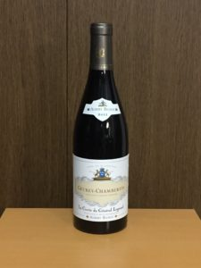 アルベール・ビショー・ジュブレ・シャンベルタン・ラ・キュベ・デュ・ジェネラル・ルグラン2011ボトル