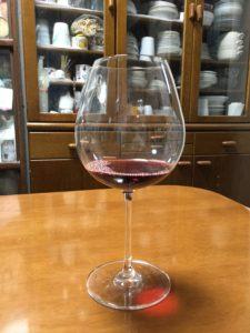 ペインターブリッジカリフォルニアジンファンデル2012ブルゴーニュグラス