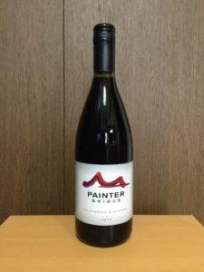 ペインターブリッジカリフォルニアジンファンデル2012ボトル