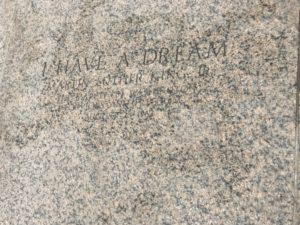マーティン・ルーサー・キング「I Have a Dream」演説場所