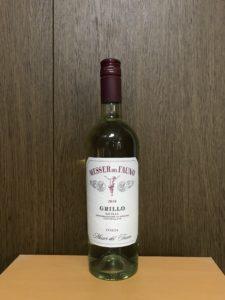 カステラーニメッセルデルファウノグリッロ2018ボトル