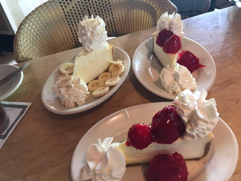 チーズケーキ・ファクトリー・ケーキ