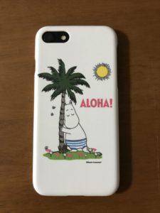 ムーミンショップ ハワイ iPhoneケース
