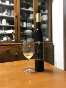 ケスラーツィンクシルヴァーナーアイスヴァイン2018QmPアイスヴァインラインヘッセン白ワイングラス