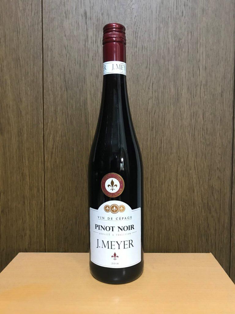 Jマイヤーピノノワール2018QbAファルツボトル